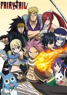 Ver descargar Fairy Tail Anime Online Sub Español