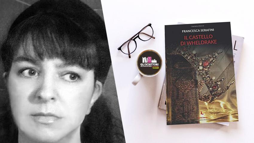Scrittori, intervista a Francesca Serafini: «Scrivere è una terapia per l'anima»