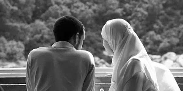 putus cinta di bulan ramadhan