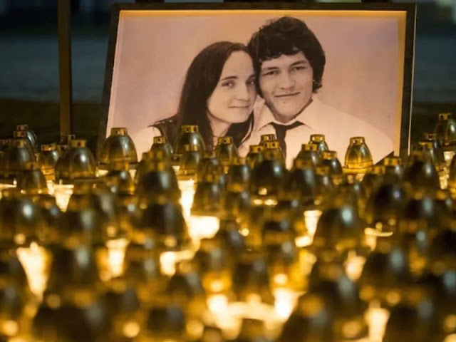 Slovak Police Detain Suspects in Killing of Journalist and Fiancee