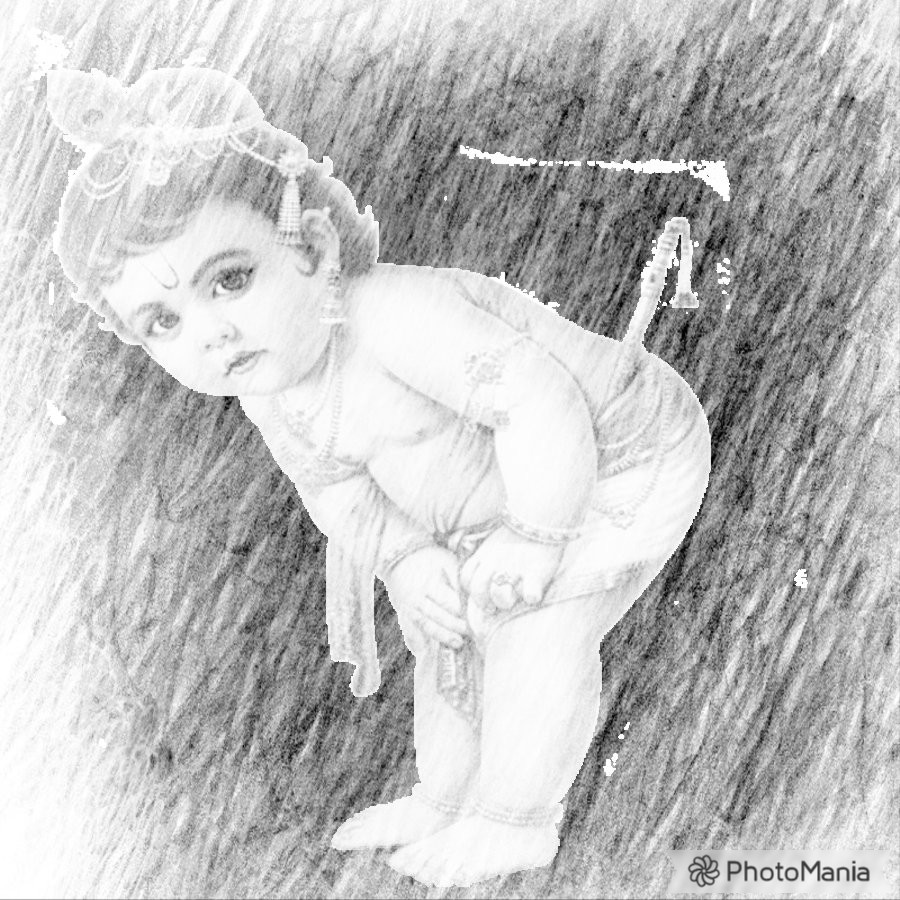 15 krishna janmashtami drawing images sketches paintings for kids