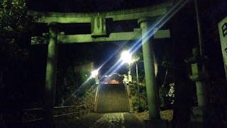 昭島市拝島 日吉神社