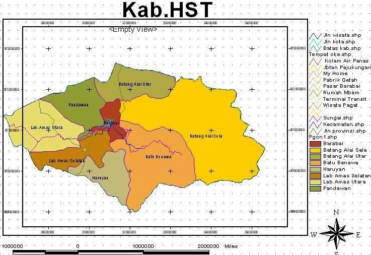 info KALSEL: Kabupaten Hulu Sungai Tengah