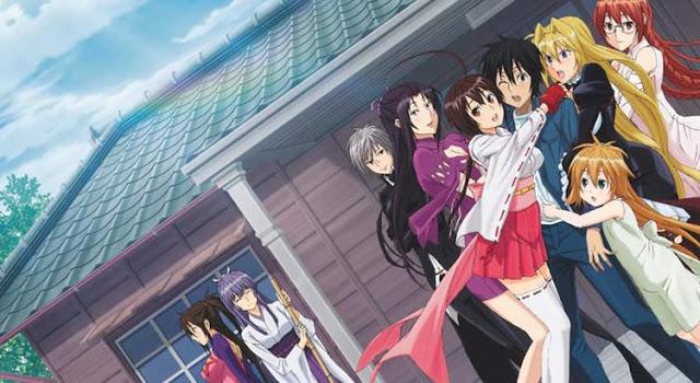 Sekirei BD Episode 1-12 + OVA Batch Subtitle Indonesia