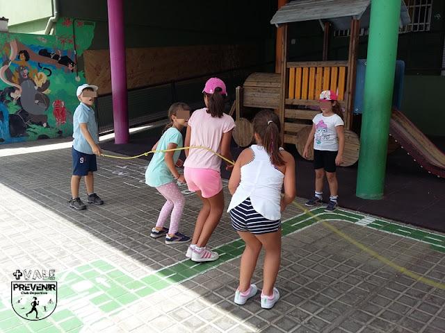 juegos tradicionales escuela verano arucas