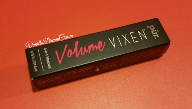 a black mascara called volume vixen
