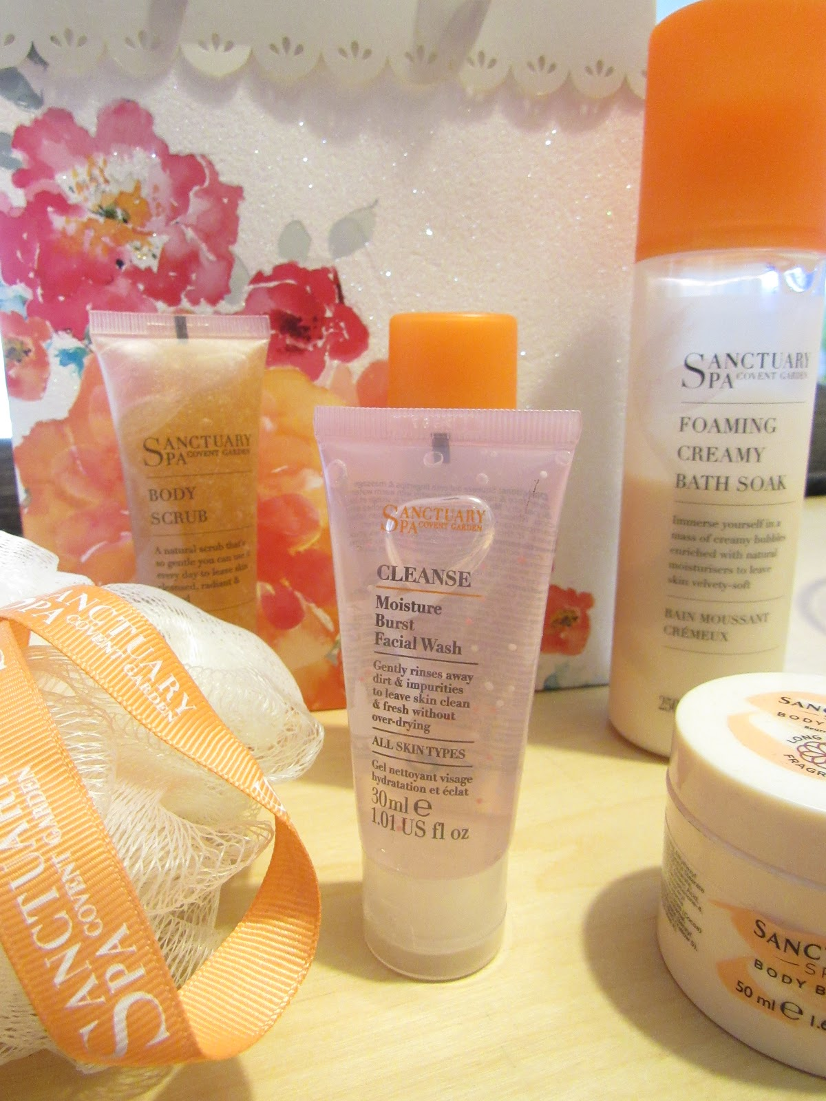 Blooming Fiction, lifestyle blog, Sanctuary At Boots