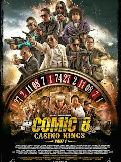 Download film Comic 8: Kasino King Part 1 (2015) WEBDL Gratis