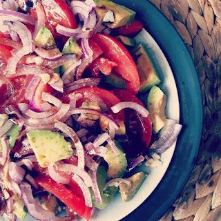 zdjęcie: sałatka guacamole