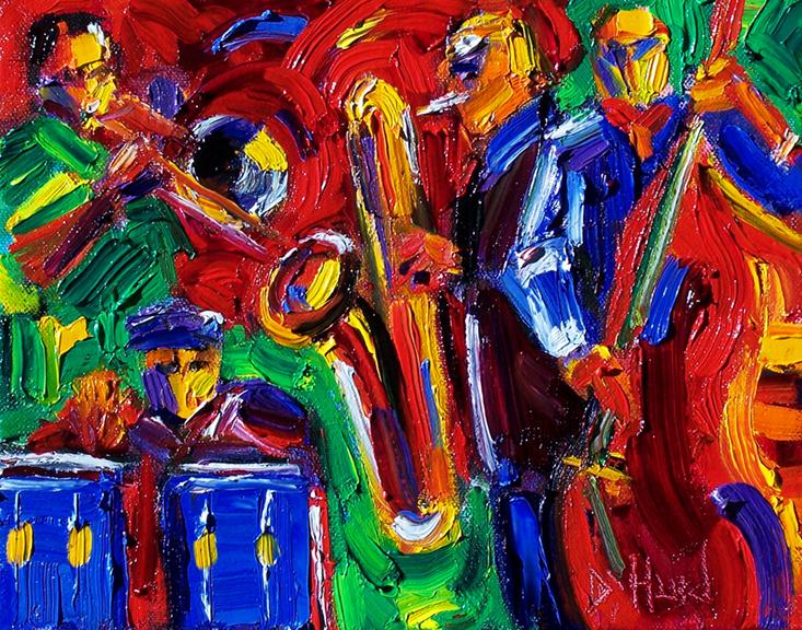 Latin Jazz Art 107