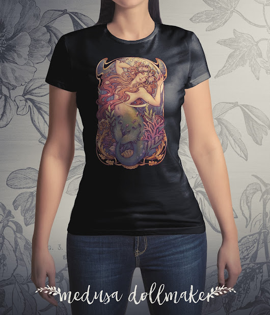 4 JULY SALE - Medusa Dollmaker
