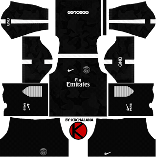 Dream League Soccer PSG Third Kits