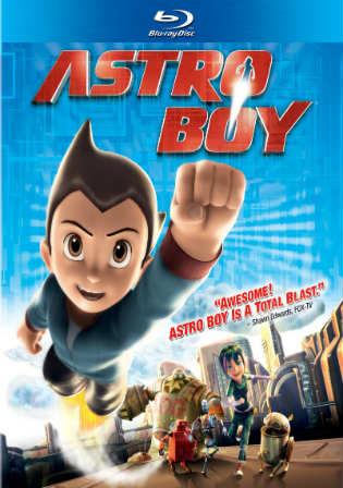 Astro Boy 2009 BRRip 700MB Hindi Dual Audio 720p Watch online Full Movie Download bolly4u