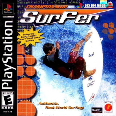descargar championship surfer psx mega