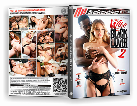 CAPA DVD – My Wife And Her Black Lover 2 xxx 2019 – ISO