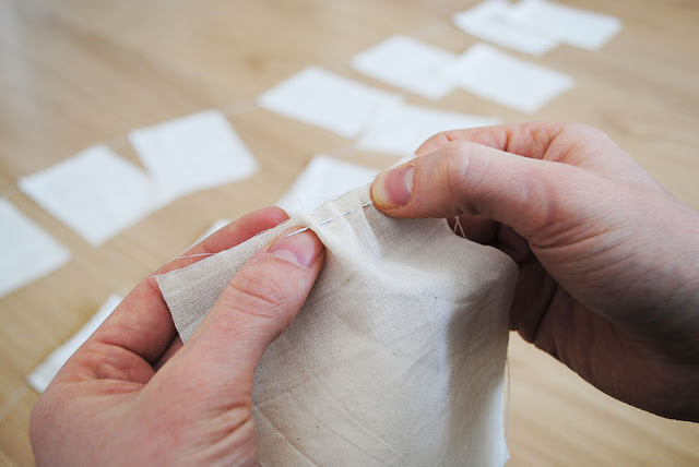 linnen slinger maken