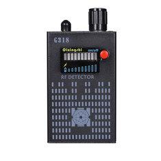 A spy camera detector