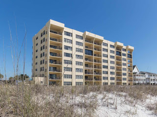 Windward Beachfront Condominium For Sale, Perdido Key Florida