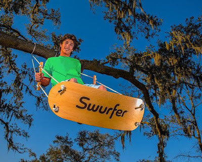 Swurfer Tree Swing