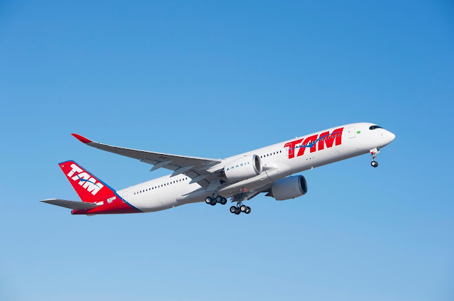 A350-900 TAM Airlines