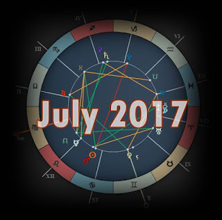 July 2017 horoscope reading Aries, Taurus, Gemini, Cancer, Leo, Virgo