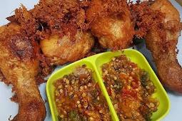 Resep Ayam Goreng Laos/ Ayam Goreng Serundeng Lengkuas Yang Bikin Lidah Ketagihan