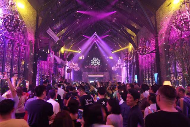 Mirror Nightclub Bali Jakarta100bars Nightlife Reviews