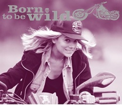 Alizee Born to be Wild