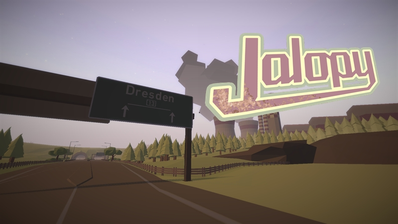 Jalopy PC Game Free Download Poster