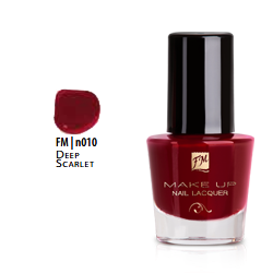 FM Group n010 Nail Lacquer