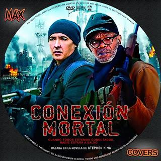 Conexión Mortal Galleta Maxcovers