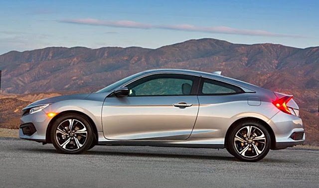 2017 Honda Civic Sedan and Coupe Add Turbo/Manual Option