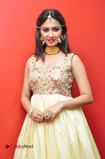 Actress Eshanya Pictures at Women Anthem Album Launch  0067.JPG