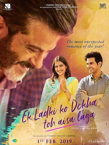 Ek Ladki Ko Dekha Toh Aisa Laga 2019 Hindi Full Movie Download