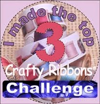 Crafty Ribbons challenge