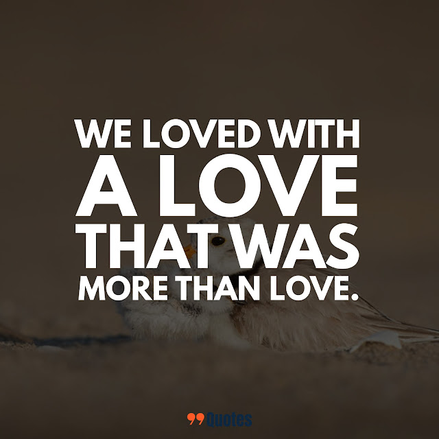 awesome quotes on love