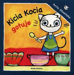 Książeczki dla dzieci - Kicia Kocia