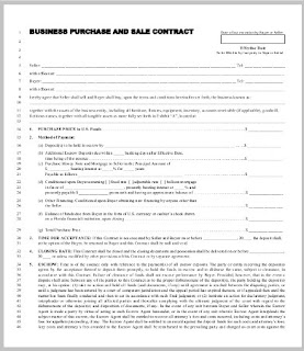 business contract sample pdf