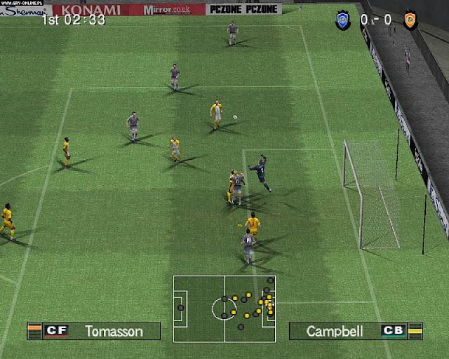 Pro Evolution Soccer 2007 (PES 07) PC Download Full Version Screenshot 2