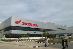 Lowongan Kerja 2019 untuk Lulusan SMA/SMK PT Astra Honda Motor (PT AHM) Terbaru