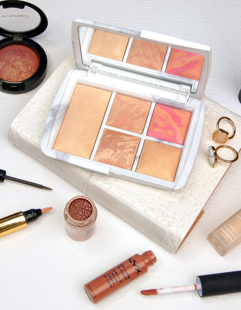 hourglass suureal light ambient lighting edit review swatches perfect face palette