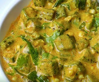 Curried Tanzanian Coconut Okra Recipe
