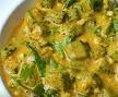 Curried Tanzanian Coconut Okra Recipe=