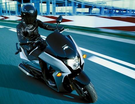 Motor Honda Matic Terbaru 250cc
