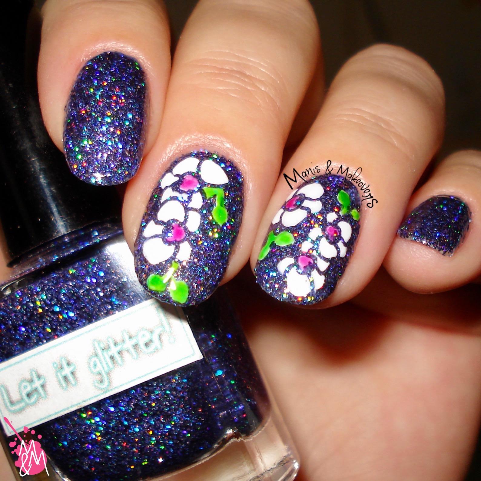 Manis & Makeovers: The Digit-al Dozen\'s Indie Love - Let It Glitter ...