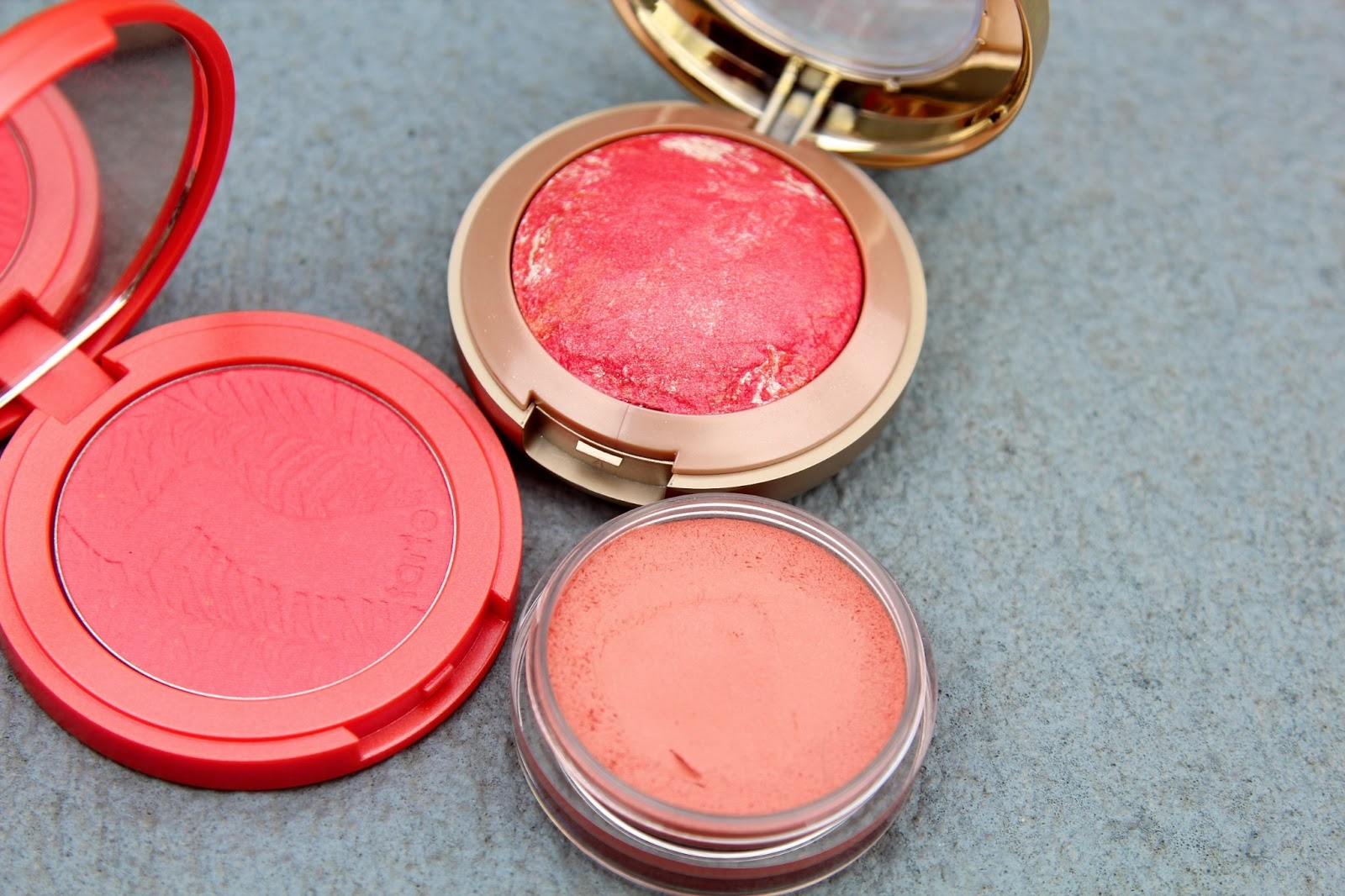 Coral Blushes, Summer Blushes