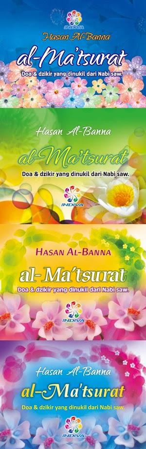 Al-Ma'tsurat Shugro Cantik Eksklusif Isi Dua Warna
