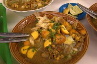 Soto Ayam Ambengan, Jl. Patimura, Malang