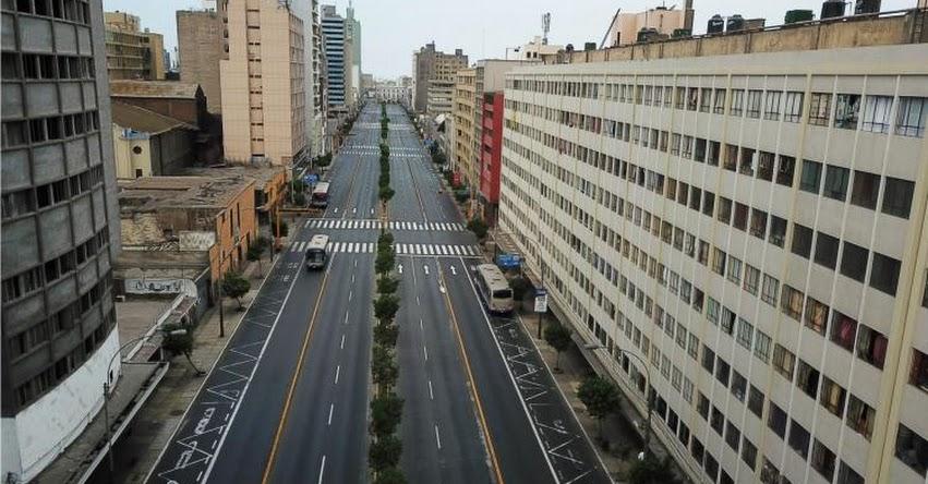 CORONAVIRUS EN PERÚ: Hoy domingo rige inmovilización social obligatoria durante todo el día