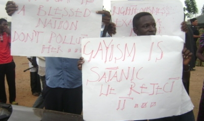 gayism, homosexuality sin against God